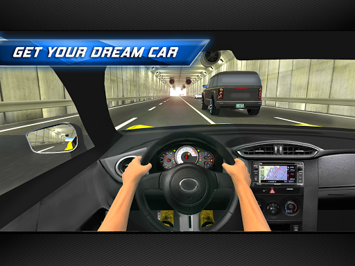 Racing in City - In Car Driving 3D Fast Race Game 2.0.2 screenshots 6