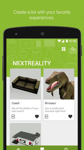 Next Reality screenshots 2