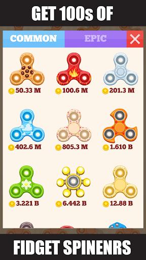 Spinner Evolution - Merge Fidget Spinners! apkdebit screenshots 2