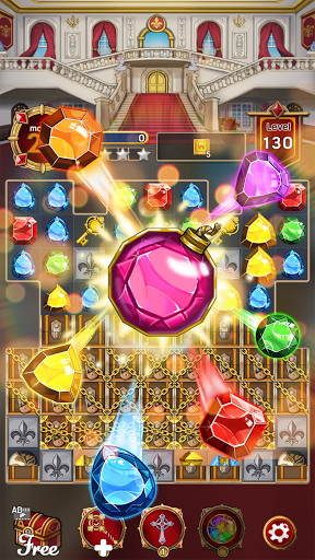 Grand Jewel Castle: Graceful Match 3 Puzzle 1.2.5 screenshots 7