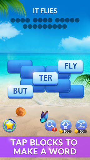 Word Taptap modiapk screenshots 1