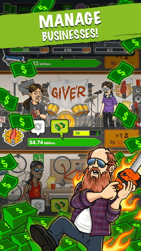 Fubar - Idle Party Tycoon 2.41.4 screenshots 1