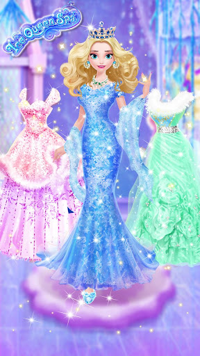 ud83dudc78ud83cudff0Ice Princess Makeup Fever screenshots 3