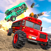 Monster Bus Demolition Derby Offroad Bus Games