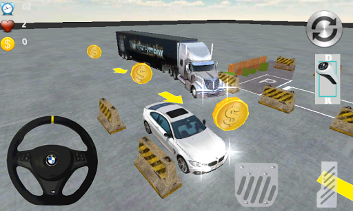 Modern Car Parking 2 Advance - Car Driving Games apktreat screenshots 2