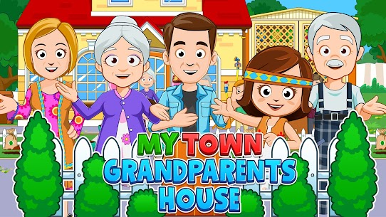 My Town : Grandparents Free For Android (MOD, Unlimited Money) 8