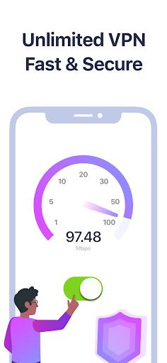 Super VPN screenshot 1