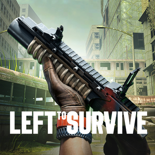 Left to Survive: ゾンビゲーム & PvP ぞんびサバイバル オンライン