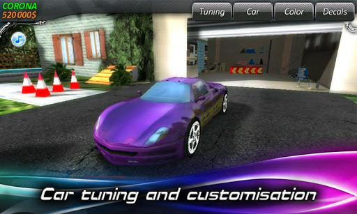 Race Illegal: High Speed 3D apktreat screenshots 2