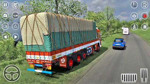 Indian Truck Cargo Game 2021 Real Truck Games 1.0 screenshots 3