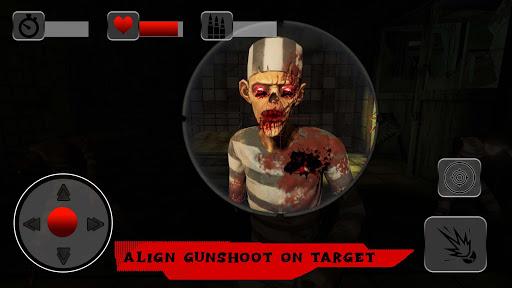 Ultimate Zombie 3D FPS Shooting Screenshot 2