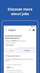 screenshot of Indeed Job Search