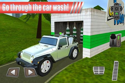 Gas Station: Car Parking Sim 2.5 Screenshots 3