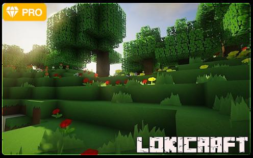 Lokicraft 2 : New Building Crafting 2021 1.0.0 Screenshots 1