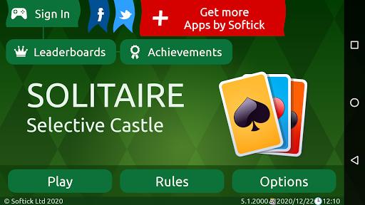 Selective Castle Solitaire 5.1.1853 screenshots 8