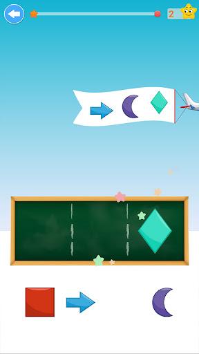 Preschool game for toddlers - Memory skills 4.1.0 screenshots 10