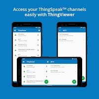 ThingViewer - ThingSpeak viewer