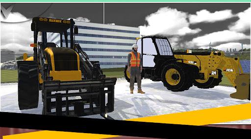 Dozer Crane Simulation Game 2 screenshots 9
