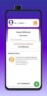 Bitcoin Mining – Daily Reward System APK Paid 5