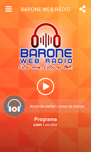 Barone Web Ru00e1dio  screenshots 1