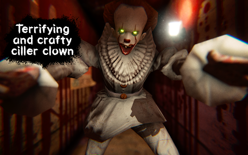 Death Park : Scary Clown Survival Horror Game 9