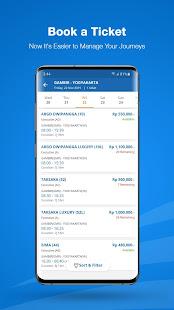 KAI Access: Train Booking, Reschedule, Cancelation 4.6.1 Screenshots 6