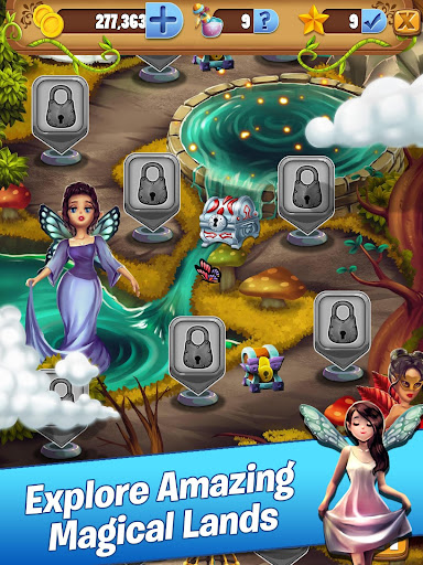Bubble Pop Journey: Fairy King Quest 1.1.27 screenshots 20