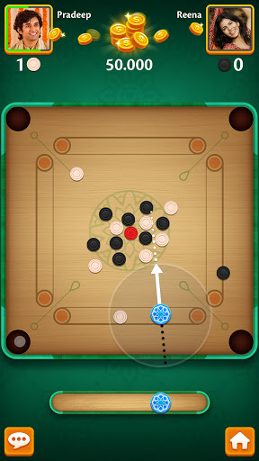 Carrom Streak ZingPlay - 2021 Carrom Pool Board apkdebit screenshots 14