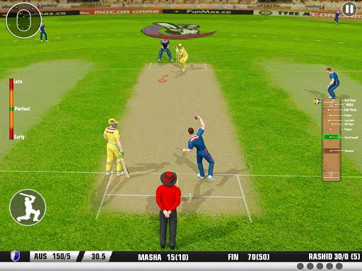 World Cricket Cup 2019 Game: Live Cricket Match  screenshots 8