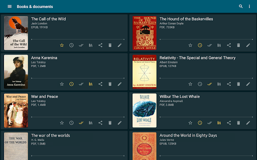 ReadEra - book reader pdf, epub, word 20.12.17+1320 Screenshots 10