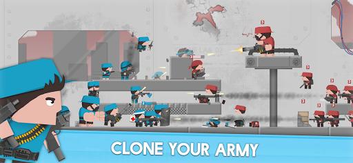 Clone Armies: Tactical Army Game  screenshots 1