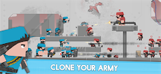 Clone Armies: Tactical Army Gameのおすすめ画像1