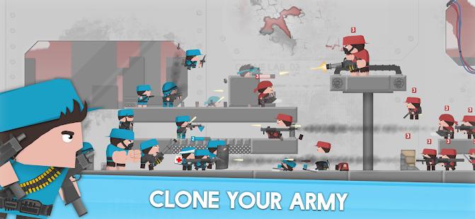 Clone Armies: Tactical Army Game 7.8.8 Screenshots 1