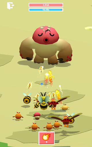 Merge Monster Evolution:  Summon & Merge RPG 1.0.16 screenshots 15