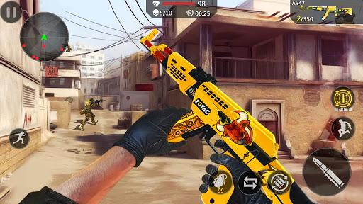 Code Triche Modern Strike : Multiplayer FPS - Critical Action (Astuce) APK MOD screenshots 4