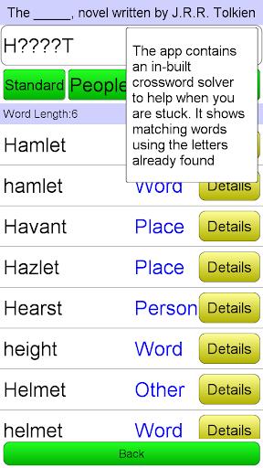 Crossword  screenshots 7