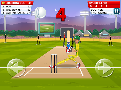 Stick Cricket 2 MOD (Unlimited Money) 8