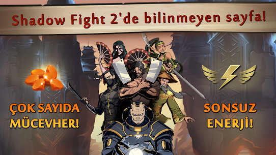 Shadow Fight 2 Special Edition Apk Güncel 2021* 1