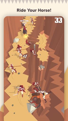 Ride to Victory - Ottoman War Endless Run 1.5.0 screenshots 2