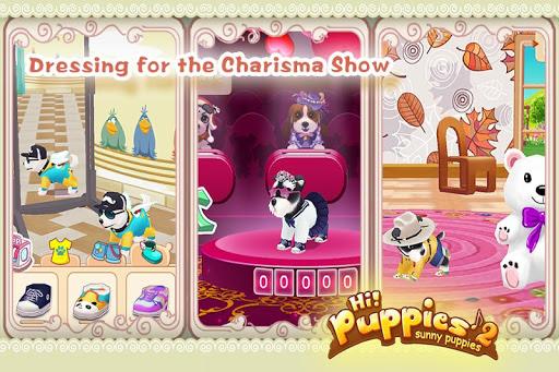 Hi! Puppies2 ♪ modiapk screenshots 1