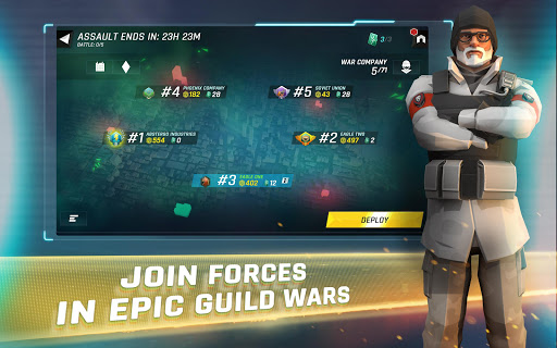 Tom Clancy's Elite Squad - Military RPG 1.3.1 Screenshots 13