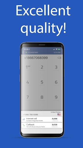 International calls modavailable screenshots 5