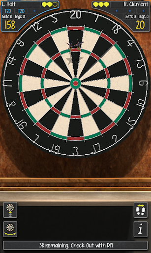 Pro Darts 2021 1.33 screenshots 1