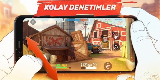 Gods of Boom  Online PvP Action Cheat Download 4