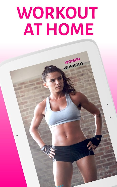 Women Workout - Home Workout for Women Lose Weight  poster 6