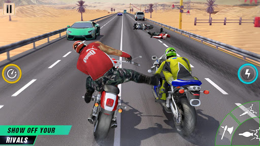 Bike Attack New Games: Bike Race Action Games 2020 3.0.26 pic 1