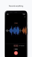 screenshot of Recorder