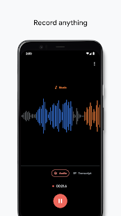 Recorder Screenshot