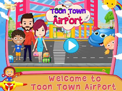 Toon Town - Airport 3.8 screenshots 1