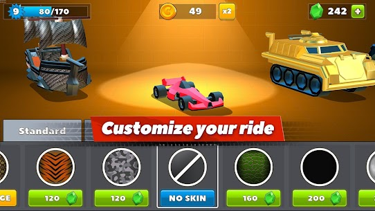 Crash of Cars (MOD, Unlimited Coins) 2